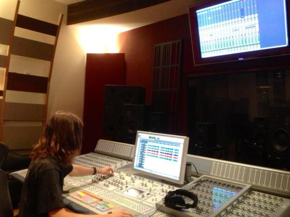 Mixing in IMERSD